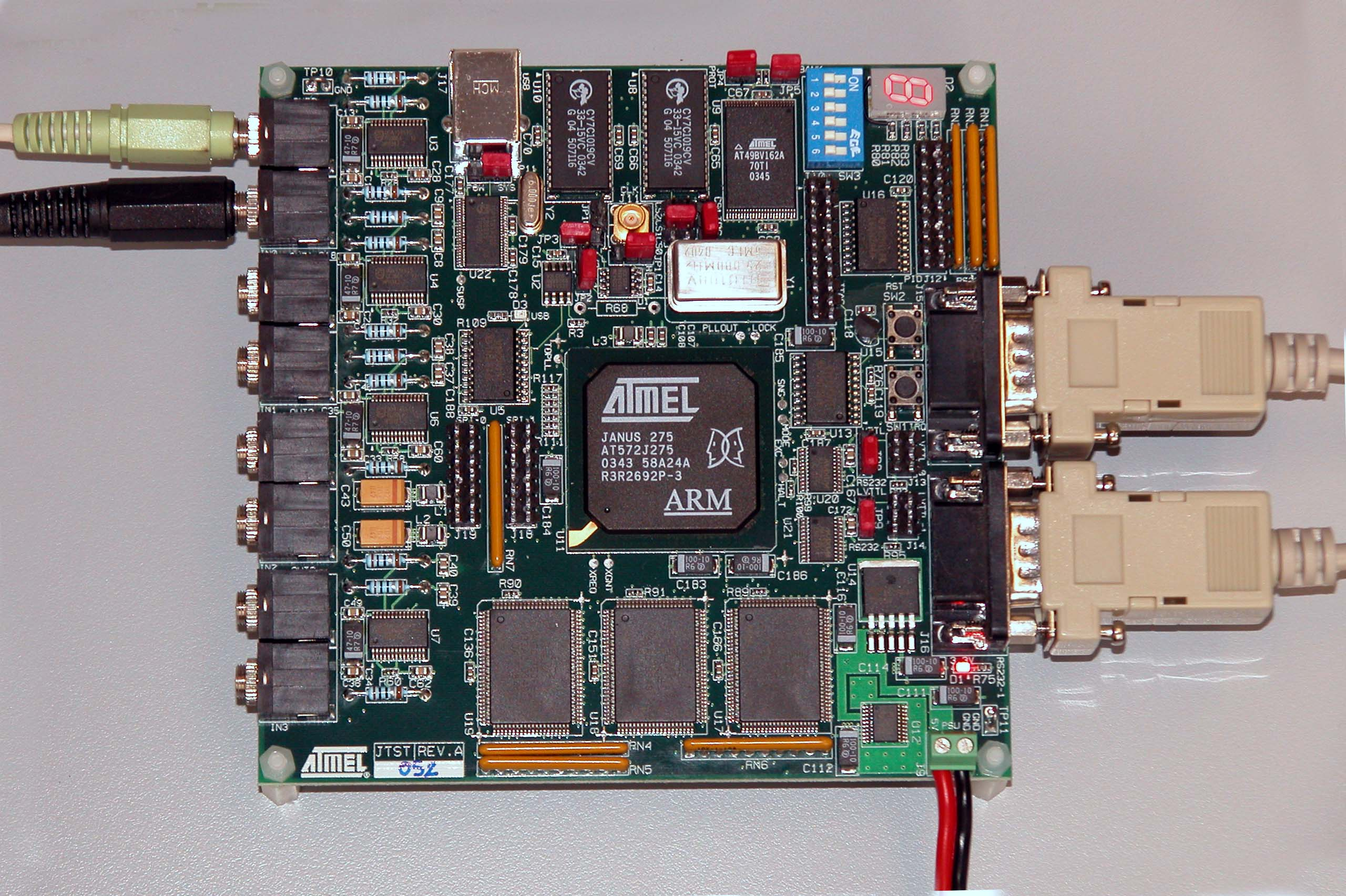 Digital Radio Mondiale Receiver Based On Diopsis 940hf Stefano One Chip Am Presented Insufficient Computational Power Due To The 50mhz Arm7 And Limitations For Data Bandwidth Drm Development Work