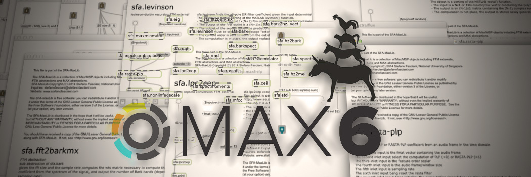 SFA Max Lib